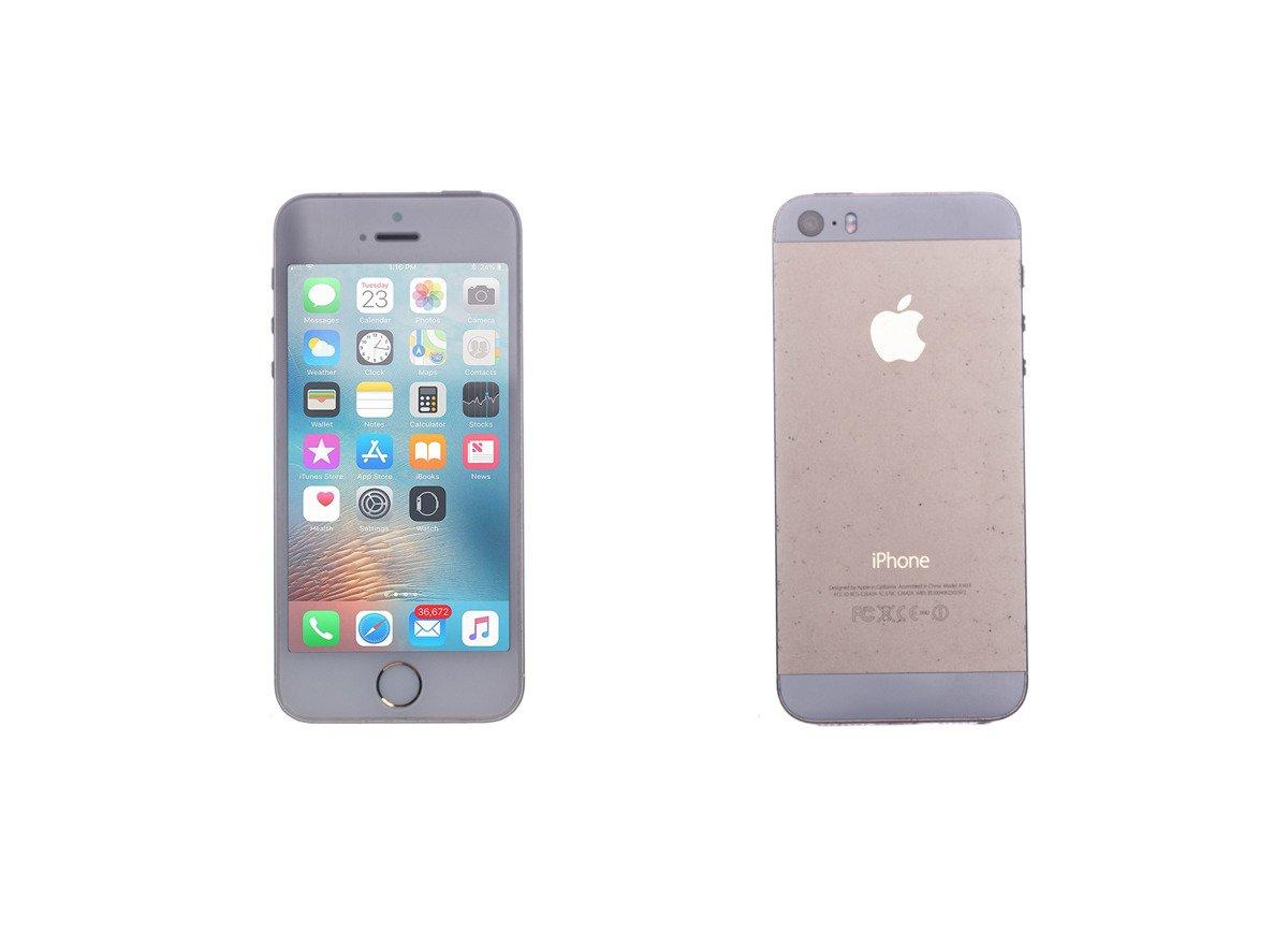 Apple Iphone 5S 16GB Gold A1453 Grade C