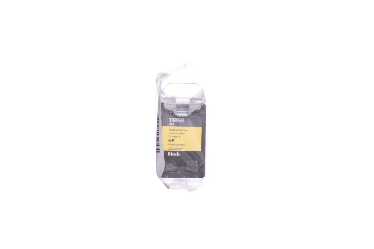 Remanufactured Ink cartridge Tesco HP H90 Black
