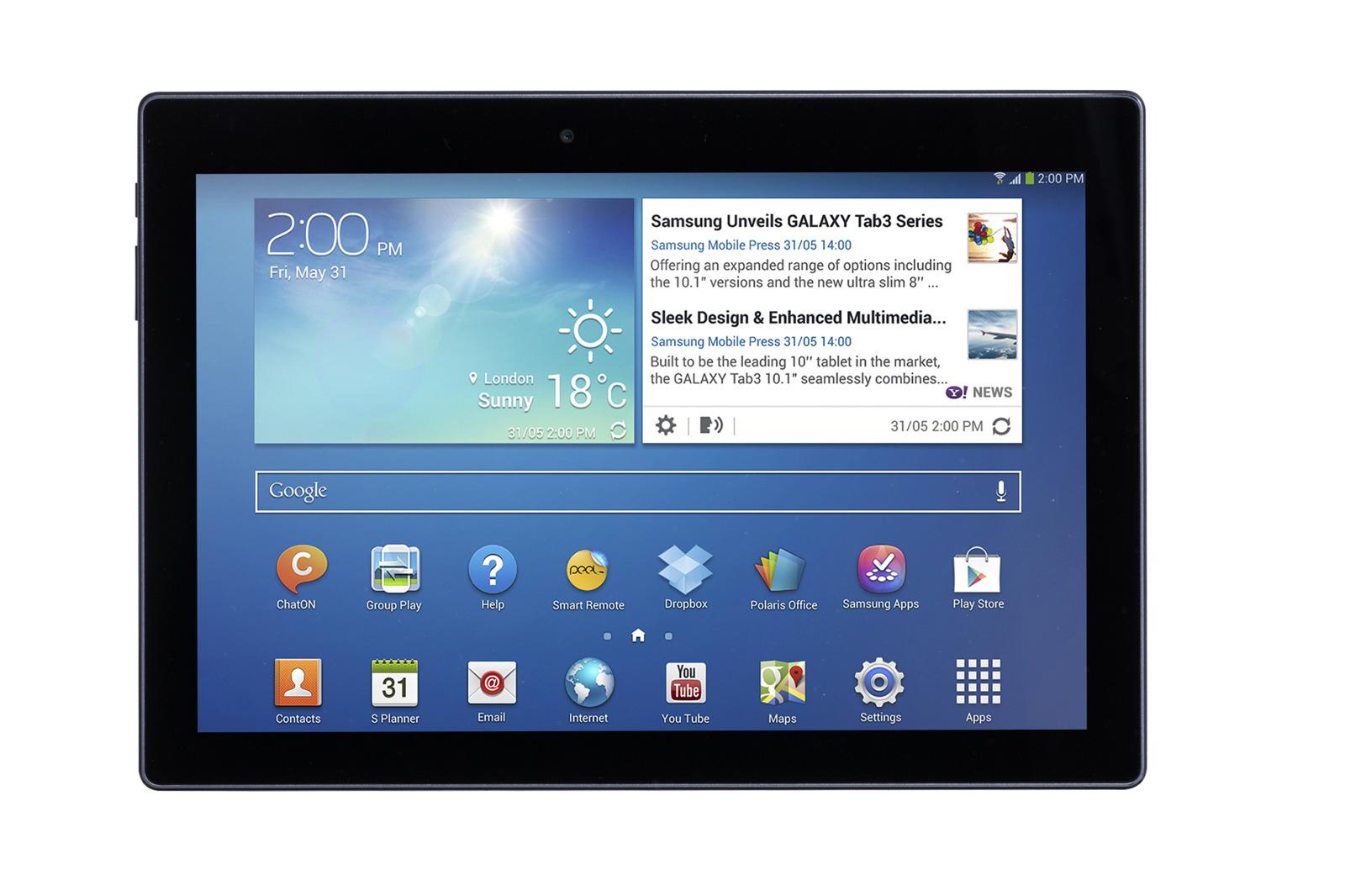 Tablet Lenovo TAB3 10 Plus 16GB WiFi Black Grade C